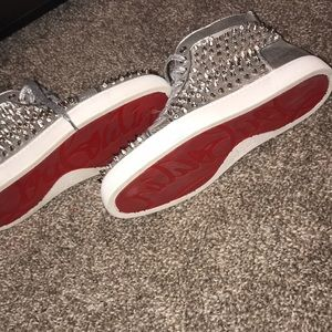 red bottom sneakers for women